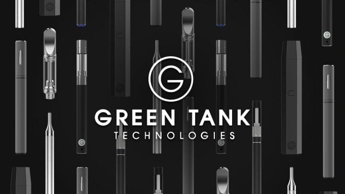 Green Tank Tech Vaporizers