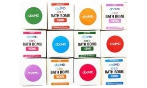 cbdMD Bath Bomb Review - Total Relaxation - DabConnection