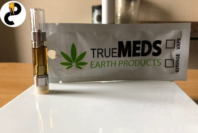 true meds earth products cartridge review