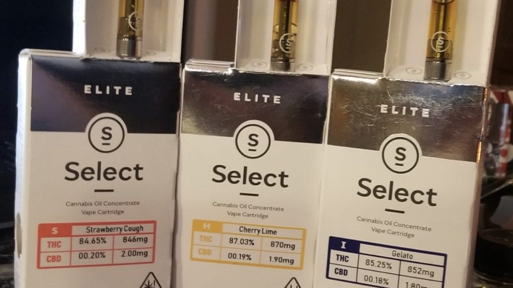 Fake Select Elite Cartridges: Now Spreading - DabConnection