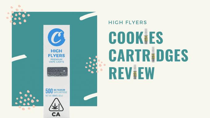 Cookies cartridge review