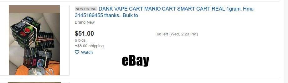 Dank packaging at eBay