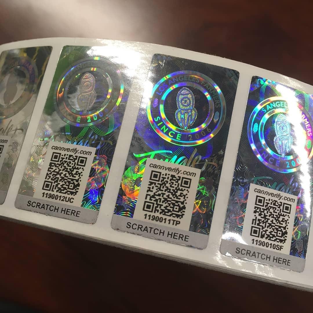 canna verify sticker