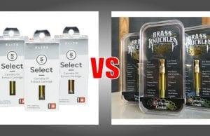 Select Elite vs Brass Knuckles