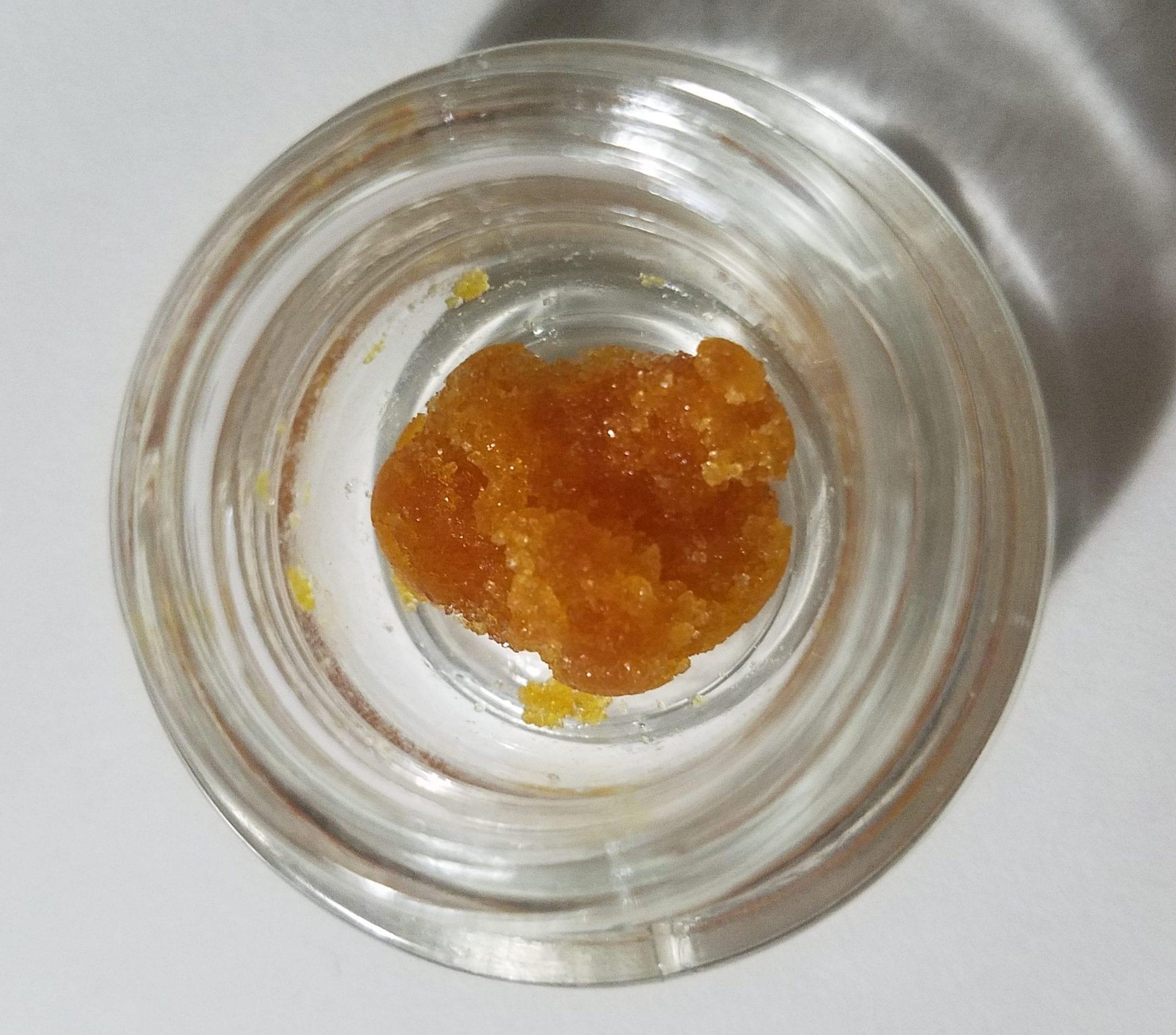 Pacific Frost jar open