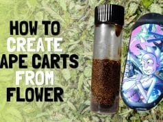 how to make vape oil from weed rosin