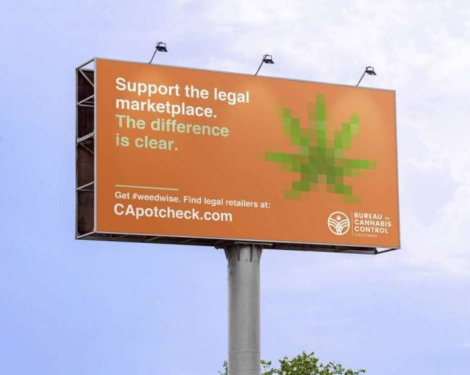 California #weedwise banner