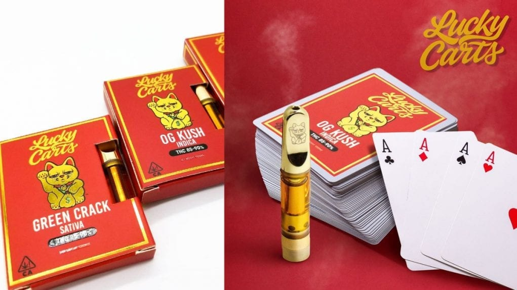 You're gambling with your life when you vape Lucky Carts